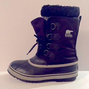 SOREL 1964 PAC Nylon Waterproof Winter Boots